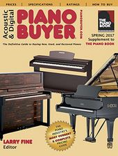Acoustic & Digital Piano Buyer Spring 2017:
