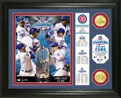 Baseball - Chicago Cubs 2016 Banner Bronze Coin