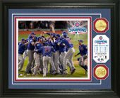 Baseball - Chicago Cubs Celebration Bronze Coin