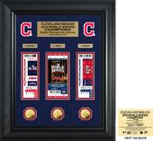 Baseball - Cleveland Indians 2016 Deluxe Gold