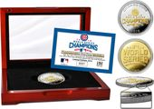 Baseball - Chicago Cubs 2016 Two-Tone Mint Coin