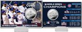 Baseball - Chicago Cubs 2016 Silver Coin Card