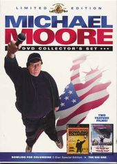 Michael Moore DVD Collector's Set (Bowling for