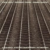 Reich: Different Trains, Electric Counterpoint /