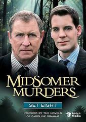 Midsomer Murders - Set 8 (3-DVD)