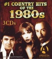 #1 Country Hits Of The 1980s (3-CD)