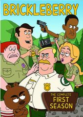 Brickleberry - Complete 1st Season (2-Disc)