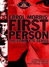 Errol Morris' First Person - Complete Series