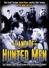 The Range Busters: Land of Hunted Men