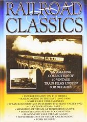 Trains - Railroad Classics: 10 Classic Films