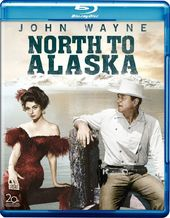 North to Alaska (Blu-ray)