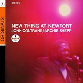 New Thing at Newport [Verve] (Live)