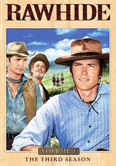 Rawhide - Season 3 - Volume 1 (4-DVD)