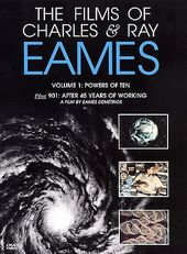 The Films of Charles and Ray Eames, Volume 1