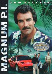 Magnum P.I. - Complete 3rd Season (3-DVD)