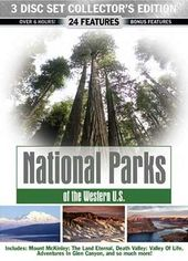National Parks of The Western US (3-DVD)