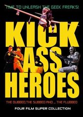 Kick Ass Heroes (Robo Vampire / Green Inferno /