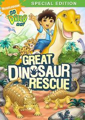 Go, Diego Go! - The Great Dinosaur Rescue