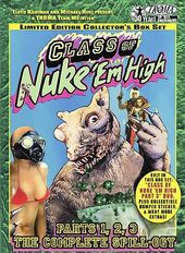 Class Of Nuke'Em High Box Set (3-DVD)