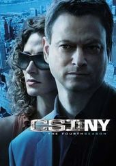 CSI: New York - Complete 4th Season (6-DVD)