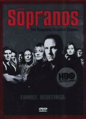 Sopranos - Season 2 (4-DVD)