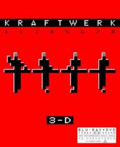Kraftwerk 3-D: The Catalogue (Blu-ray + DVD)