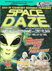 Sci-Fi Comedy Double Feature - Space Daze /