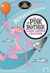 Pink Panther Classic Cartoon Collection, Volume
