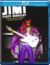 Jimi Plays Berkeley (Blu-ray)