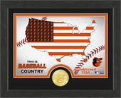 "Baseball - MLB - Baltimore Orioles ""Country"""