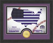 "Baseball - MLB - Colorado Rockies ""Country"""