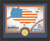 "Baseball - MLB - Miami Marlins ""Country"" Bronze"