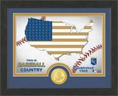 "Baseball - MLB - Kansas City Royals ""Country"""