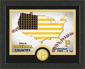 "Baseball - MLB - Pittsburgh Pirates ""Country"""
