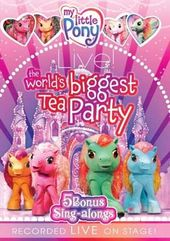 My Little Pony Live! The World's Biggest Tea