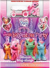 My Little Pony Live!: The World's Biggest Tea