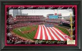 Baseball - MLB - Cincinnati Reds 2017 Signature