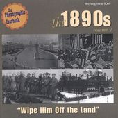 The Phonographic Yearbook 1890s, Volume 1: Wipe
