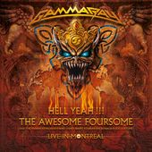 Hell Yeah!!!: The Awesome Foursome (And the