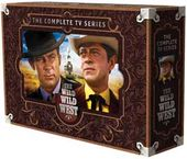 Wild Wild West - Complete Series (27-DVD)