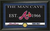 "Baseball - MLB - Atlanta Braves ""Man Cave"""