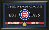 "Baseball - MLB - Chicago Cubs ""Man Cave"""