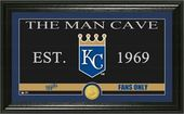 "Baseball - MLB - Kansas City Royals ""Man Cave"""
