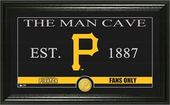 "Baseball - MLB - Pittsburgh Pirates ""Man Cave"""