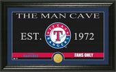 "Baseball - MLB - Texas Rangers ""Man Cave"""