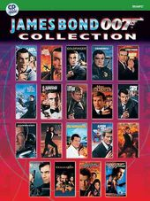Bond - James Bond 007 Collection: Trumpet, Book &