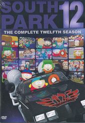 South Park - Complete Season 12 (3-DVD)