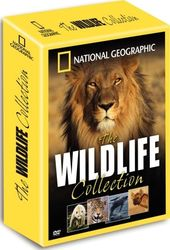 National Geographic - Wildlife Collection (4-DVD)