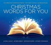 Christmas Words For You [Import]