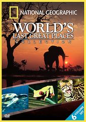 World's Last Great Places Collection Giftset